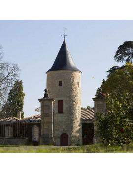 Joséphine de Latour-Martillac, Château Latour-Martillac.