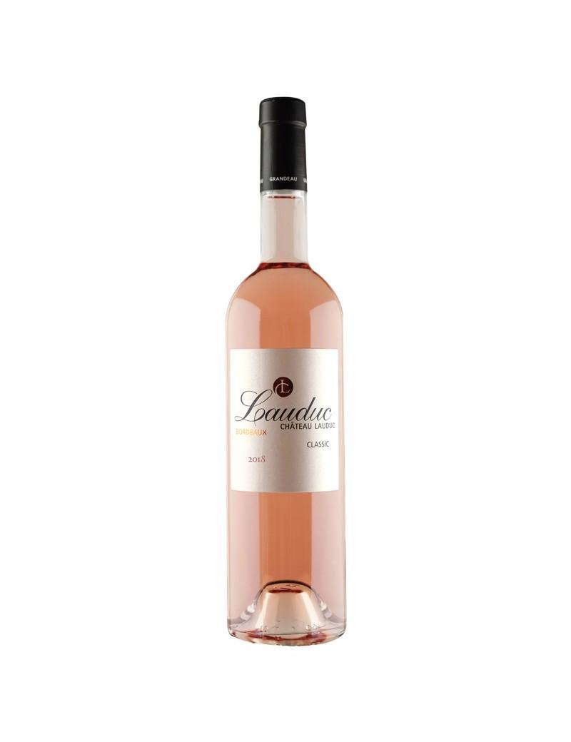Château Lauduc rosé