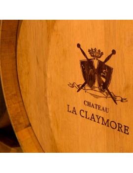 Château La Claymore barrique