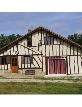Domaine Laffitte maison
