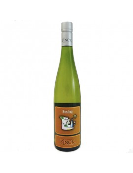 Domaine Zinck Riesling bouteille