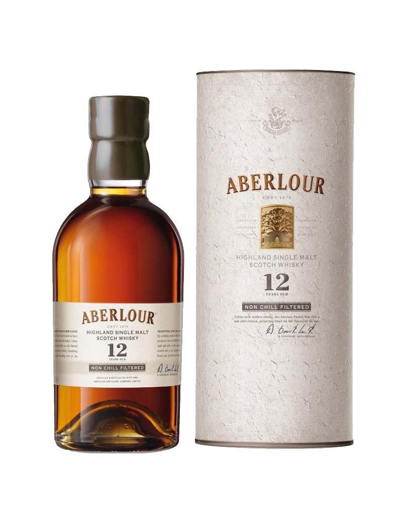 Aberlour 12 ans bouteille