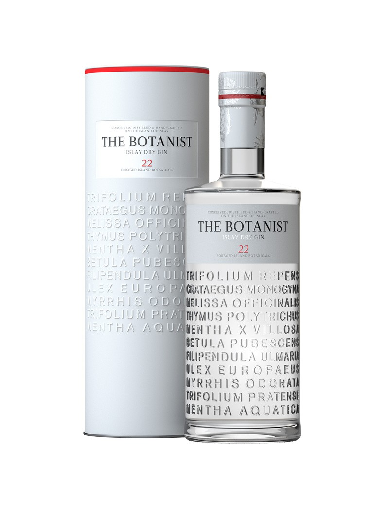 Gin The Botanist bouteille
