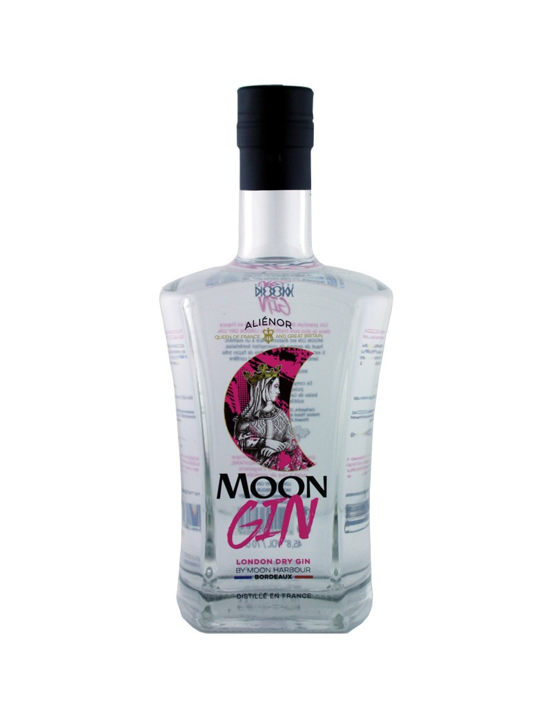 Moon Gin bouteille
