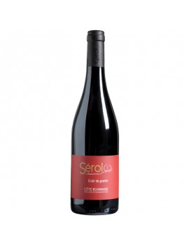 Domaine Sérol eclat de granite bouteille