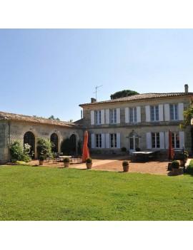 Château Cantelaudette domaine