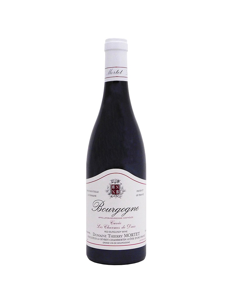 Bourgogne Thierry Mortet domaine