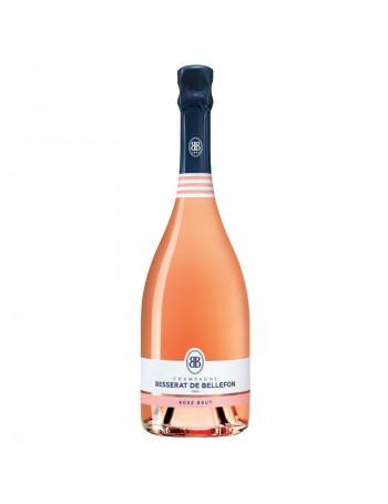 Champagne Besserat de Bellefon rosé brut