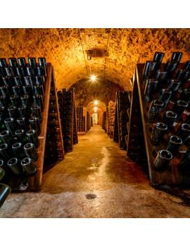 Champagne Besserat de Bellefon cave