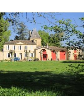 Château Lusseau domaine