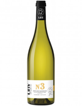 UBY N°3 Côtes de...