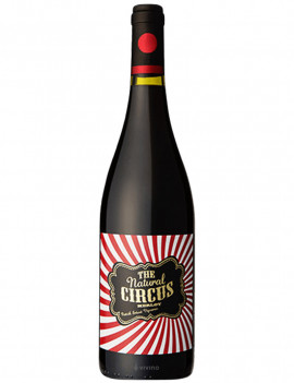 The Natural Circus bouteille