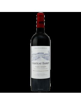 chateau Baret Pessac leognan rouge