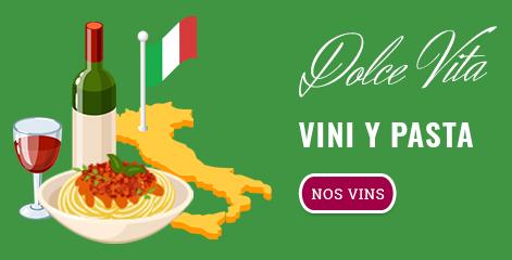 notre selection des meilleurs vins italiens
