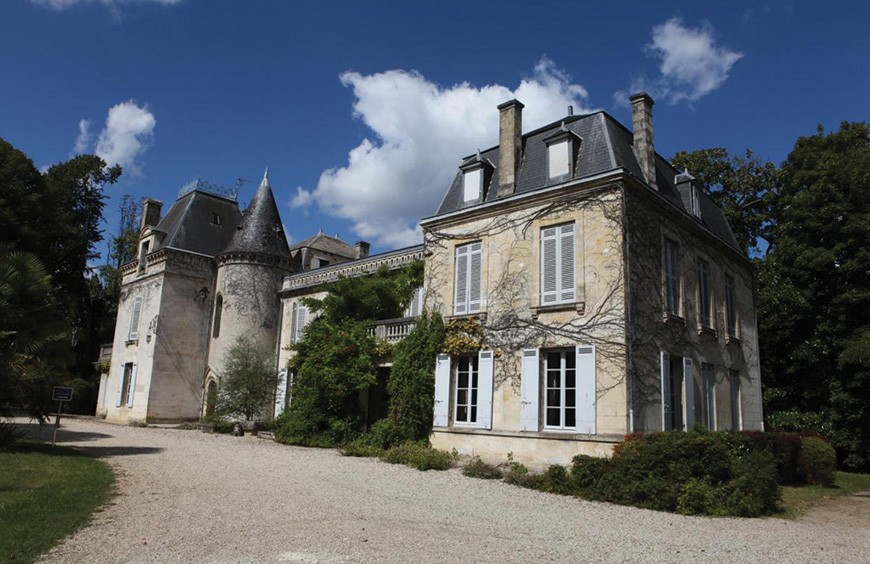 Château Bardins : en route pour le bio !